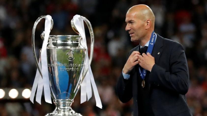 Zinedine Zidane regresará al Real Madrid como reemplazo de Solari