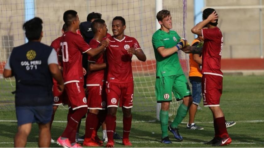 ¡Universitario de Deportes venció 2-0 a Comerciantes Unidos!