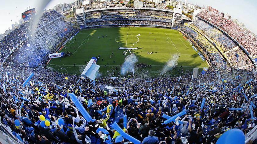 Argentina pretende llenar 'La Bombonera' con hinchas de Boca