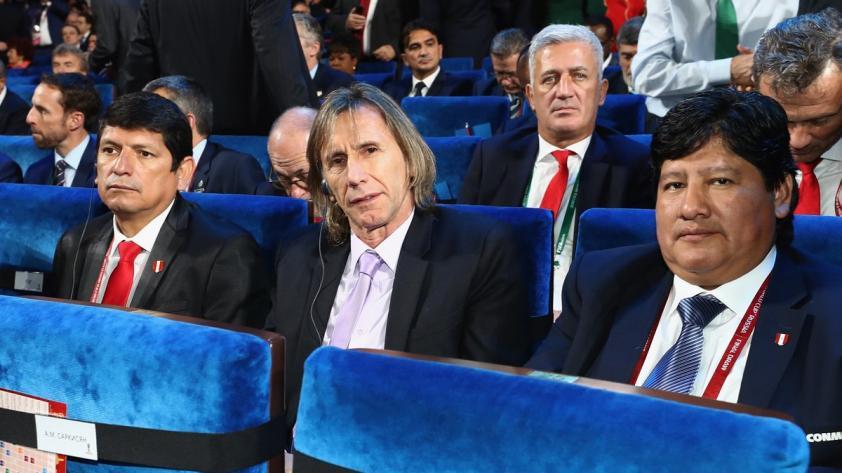 Perú en Rusia 2018: así luce la delegación bicolor en el sorteo