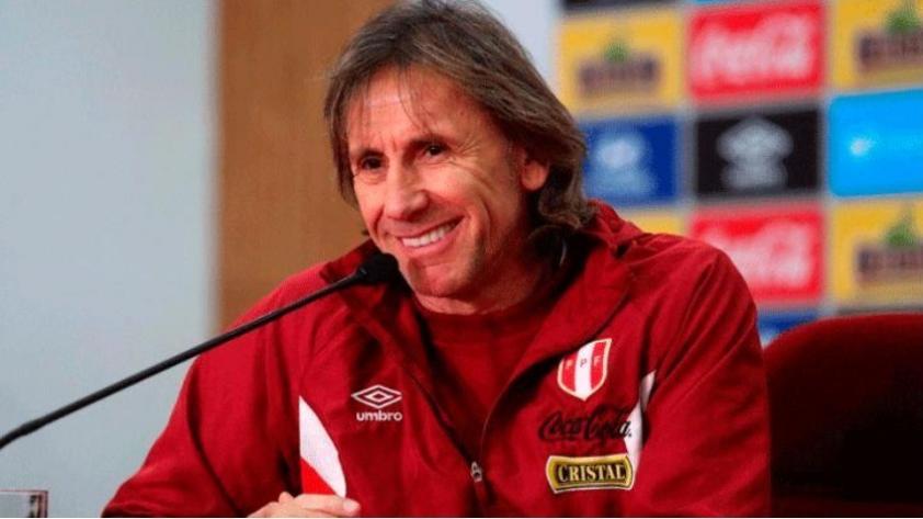 Con sorpresas: Gareca presentó su lista de convocados para enfrentar a Croacia e Islandia