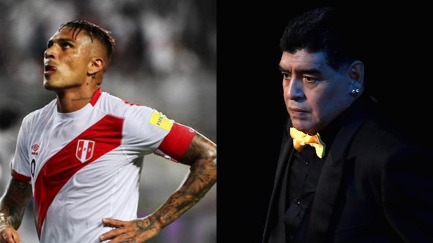 Paolo Guerrero: El mensaje de apoyo de Diego Maradona