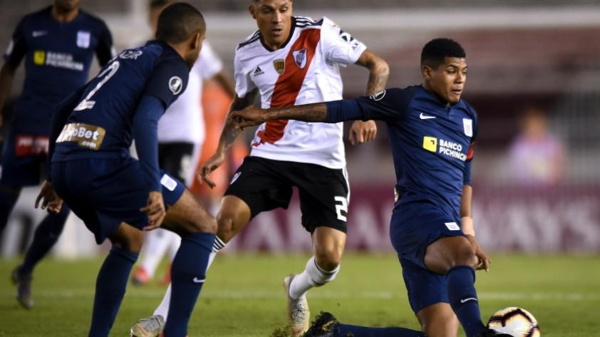 Derrota dolorosa: Alianza Lima cayó goleado 3-0 ante River Plate por la Copa Libertadores