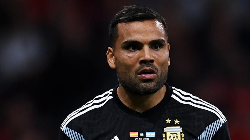 Selección argentina: Mercado se lesionó ante el Betis y podría representar una gran baja de cara a Rusia 2018