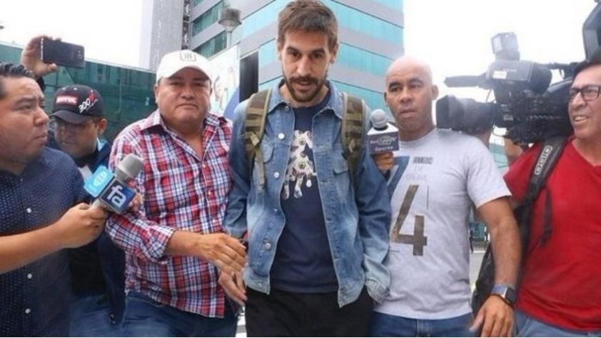 Alianza Lima: Tomás Costa llegó a Lima para reforzar a blanquiazules en el 2018