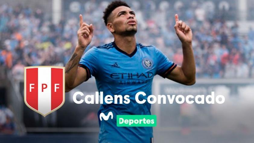 Selección Peruana: Alexander Callens es convocado de urgencia por baja de Miguel Araujo