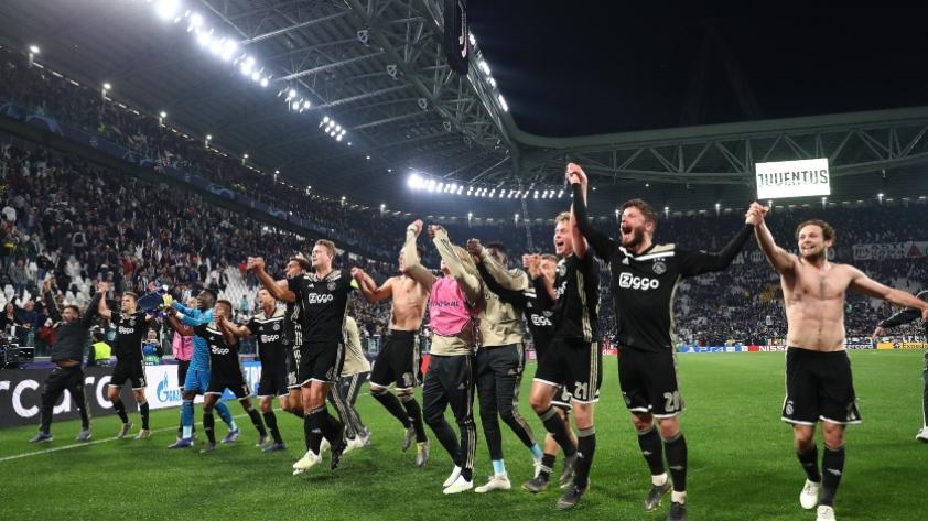 Así fue el camino del Ajax para llegar a las semifinales de la Champions League