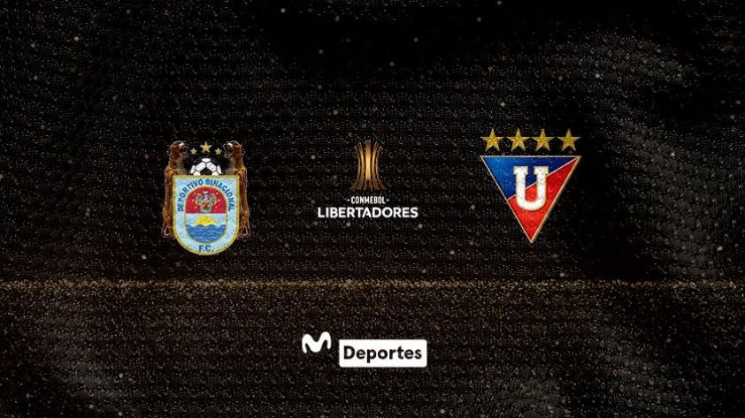 Binacional vs. LDU de Quito EN VIVO ONLINE por la la tercera fecha del grupo D de la Copa Libertadores 2020