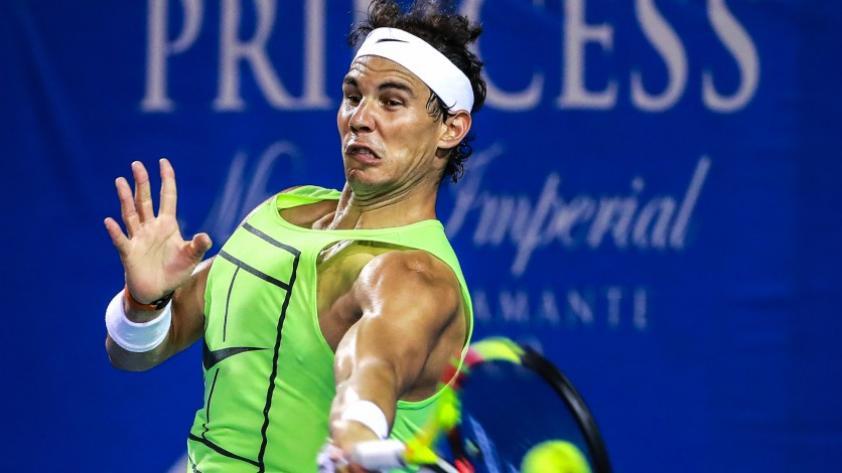 Rafale Nadal sigue arriba en el ranking ATP tras la Copa Davis