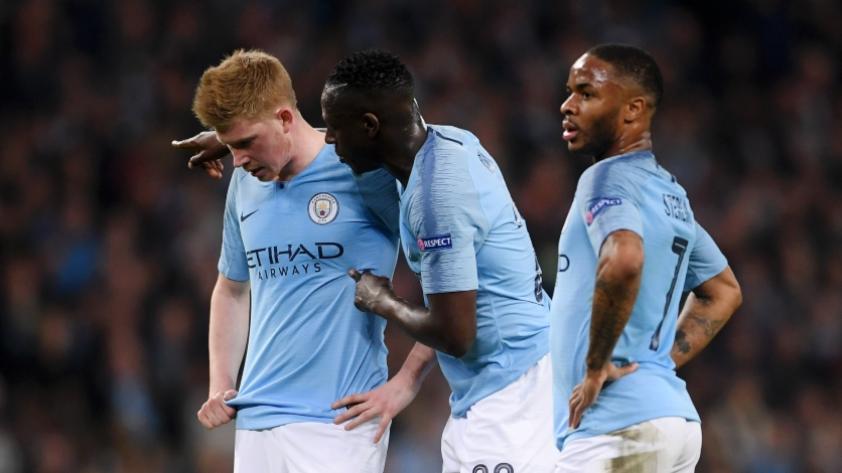 Éxodo en Manchester: el City se quedaría sin jugadores tras eliminación de la Champions League