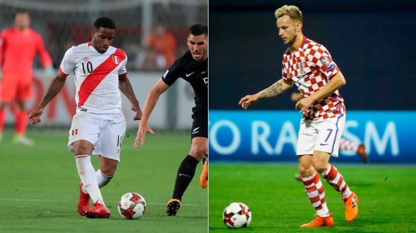 Perú vs. Croacia: fecha y horarios en el mundo del partido amistoso en Miami