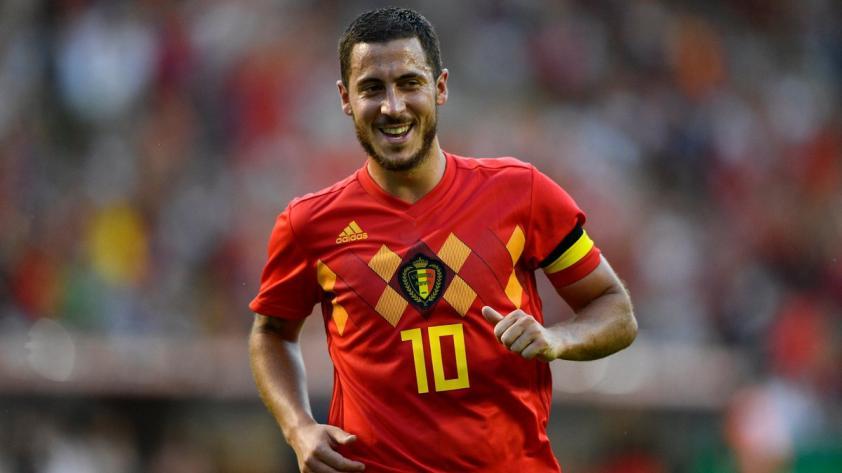 Bélgica venció cómodamente a su similar de Egipto que no contó con Mohamed Salah