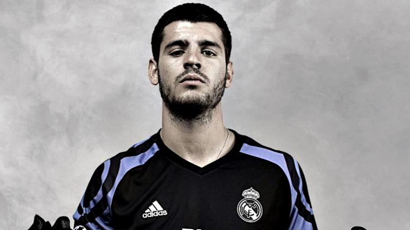 Morata se va del Real Madrid