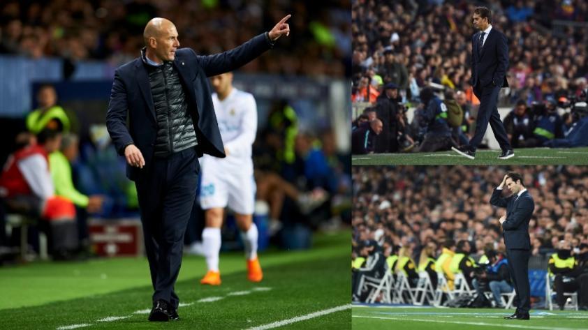 Siempre fue el elegido: los números que avalan a Zidane como entrenador del Real Madrid sobre Solari y Lopetegui