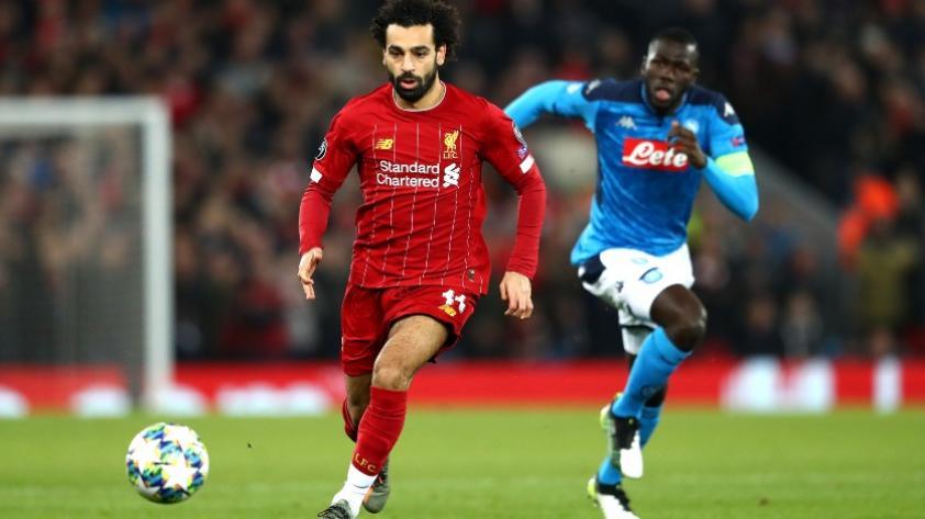 No se hicieron daño: Liverpool empató 1 a 1 contra el Napoli y se aseguró el primer lugar del grupo E de la Champions League