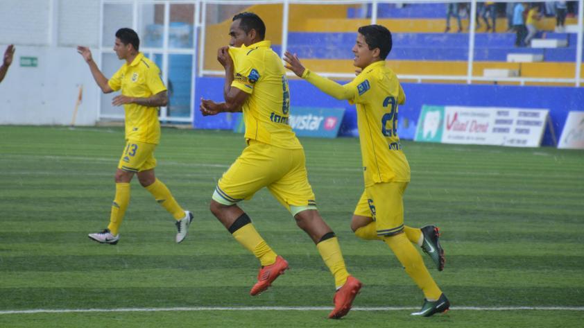 Comerciantes Unidos derrotó 3-0 a Cantolao en Cutervo por la fecha 5 del Clausura