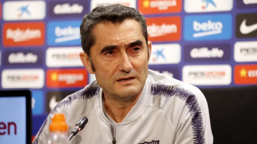 Ernesto Valverde criticó la elección del Balón de Oro (VIDEO)