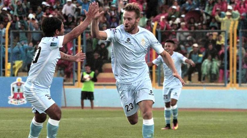 Real Garcilaso derrotó 2-0 a Ayacucho FC y sigue en la cima del Clausura