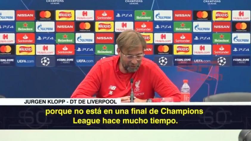 Jürgen Klopp a Guardiola: