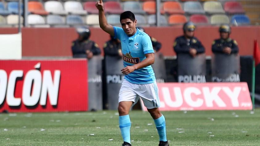 ¡Irven Ávila, el goleador del Descentralizado 2017!