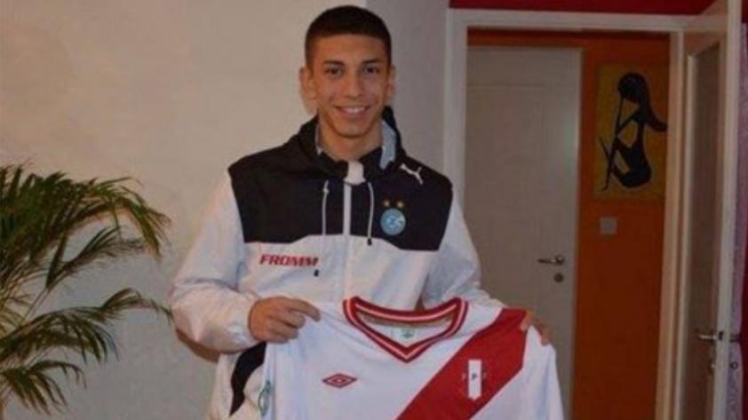 Jean Pierre Rhyner decidió no jugar por la Selección Peruana