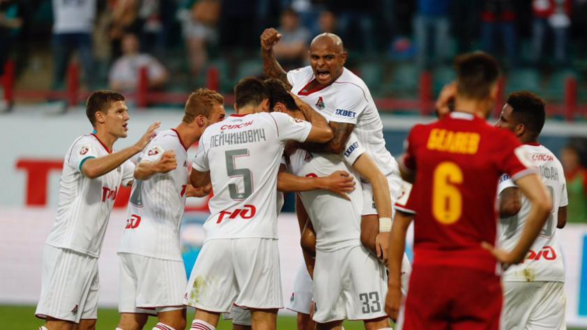 Farfán destacó en el triunfo del Lokomotiv en el inicio de la liga rusa