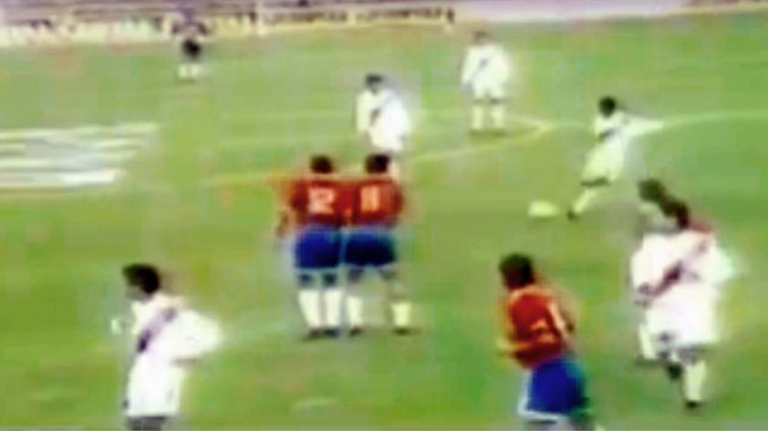 ¿Cuál fue el último partido de Perú en Arequipa?