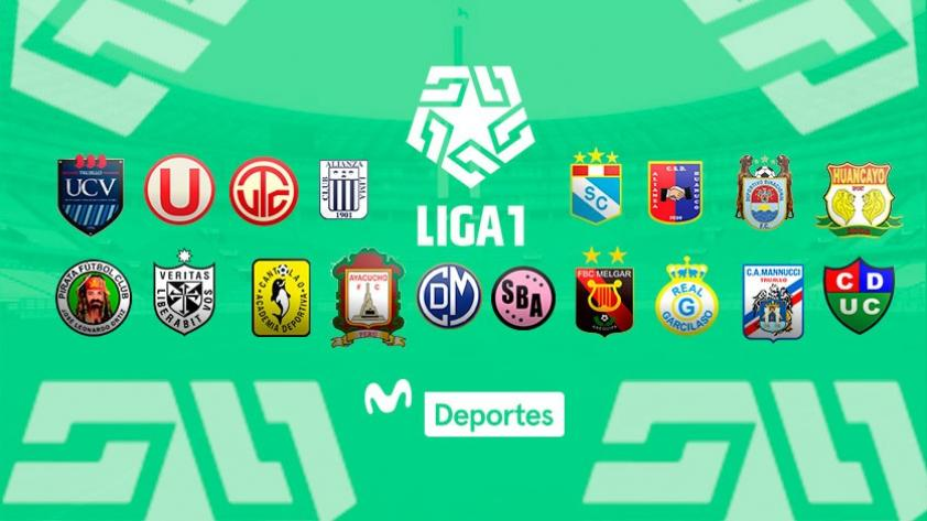 Liga 1 Movistar: programación y horarios de la fecha 5 del Torneo Apertura