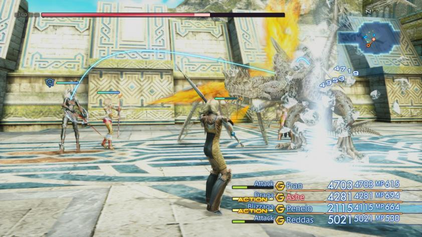 FINAL FANTASY XII THE ZODIAC AGE ya disponible