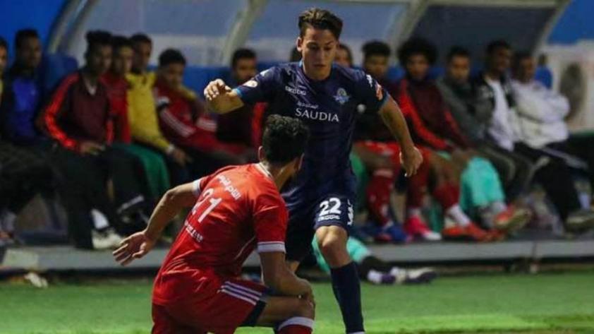 Cristian Benavente anota su primer gol con la camiseta de  Pyramids F.C. (VIDEO)