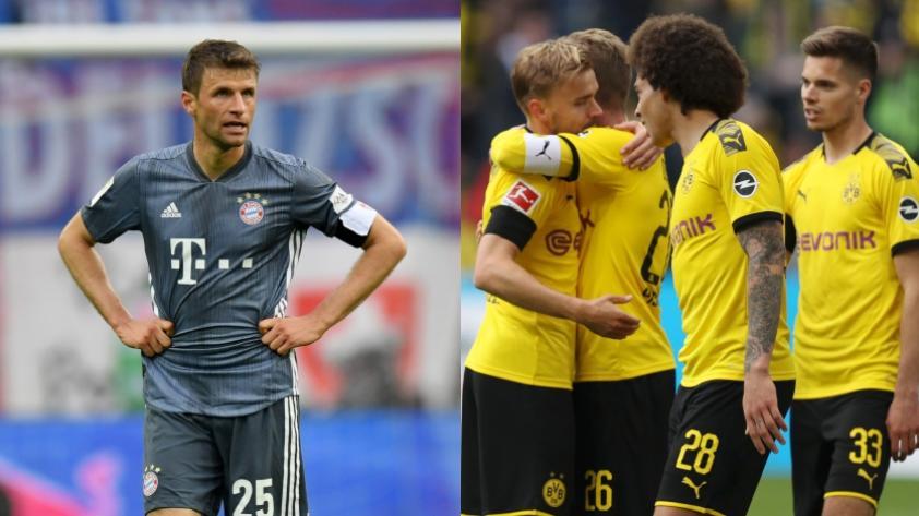 Aún no hay campeón: la Bundesliga se definirá en la última fecha