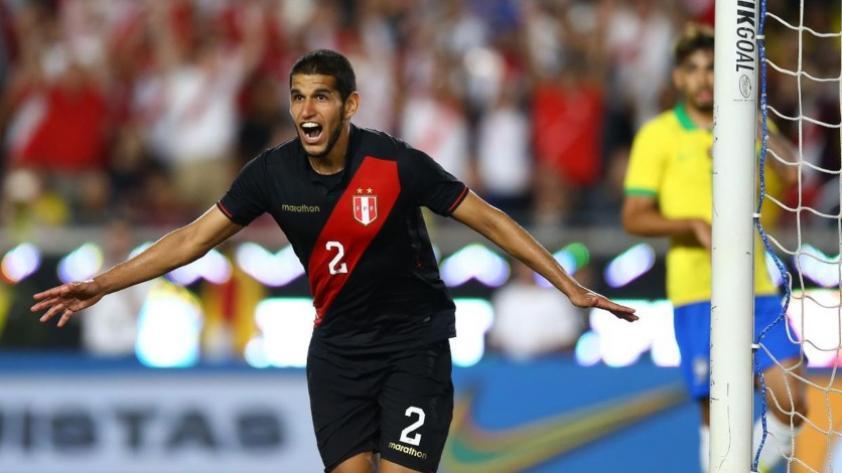 Selección Peruana: Luis Abram afirmó que su máximo orgullo es volver a ser convocado por Gareca