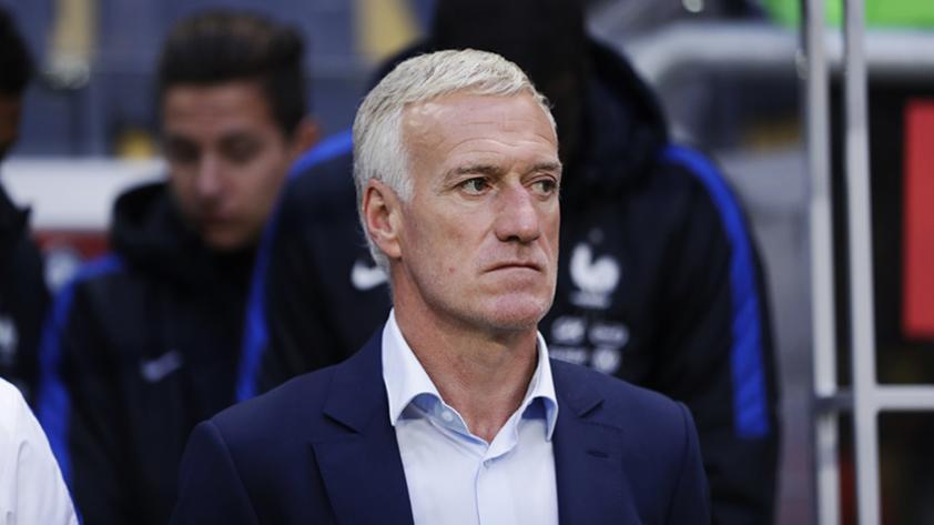 DT de Francia tranquilo con el grupo que le tocó a su selección