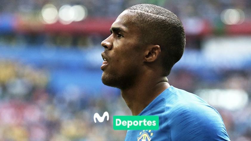 Douglas Costa descartado para jugar contra Serbia