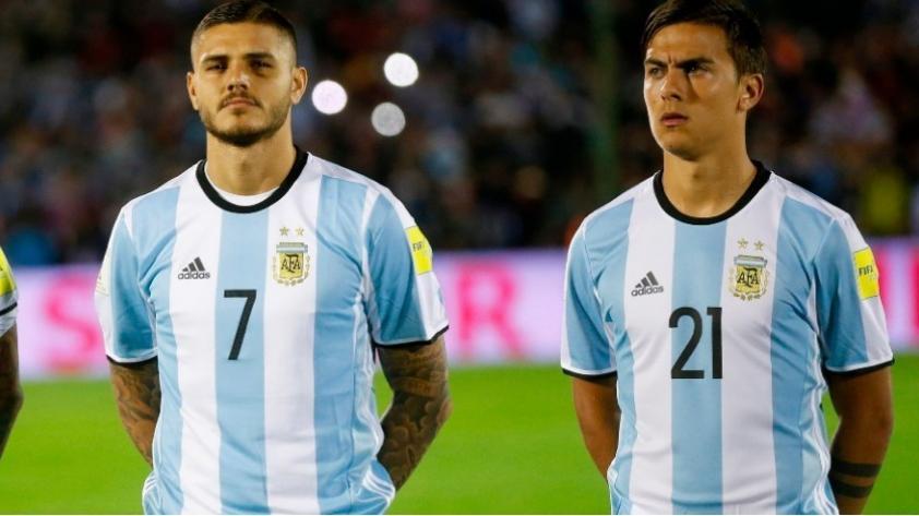 (VIDEO) Jorge Sampaoli explicó por qué la ausencia de Icardi y Dybala de la Seleccion Argentina