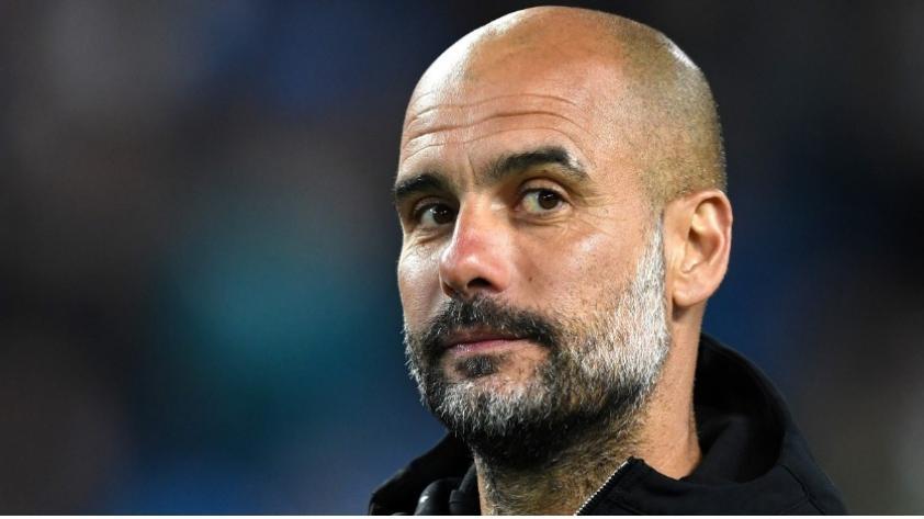 Pep Guardiola es sancionado por la UEFA