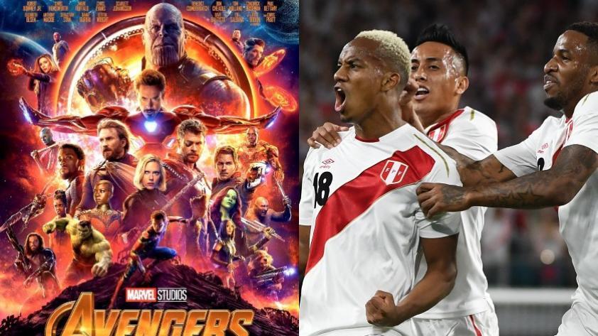 Actor de Infinity War considera que Perú es el equipo favorito para Rusia 2018 (VIDEO)