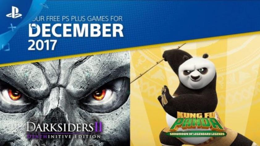 PS Plus: Juegos Gratis diciembre de 2017