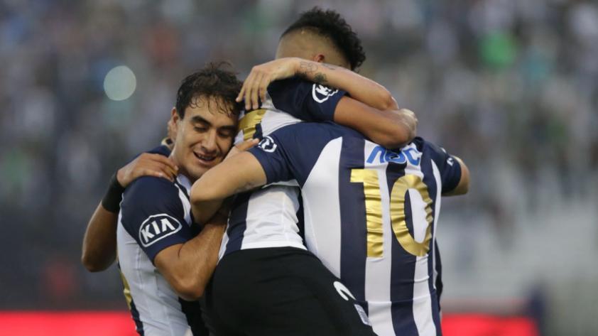 Alianza Lima le ganó 2-0 a Unión Comercio por la cuarta fecha del Torneo Apertura