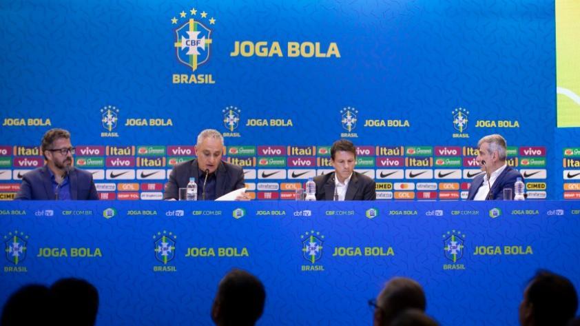 Selección de Brasil: Tite dio a conocer la lista de convocados para los próximos amistosos FIFA