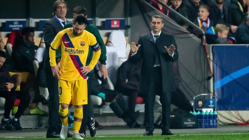No se guardó nada: La dura autocrítica de Ernesto Valverde sobre el actual nivel del Barcelona