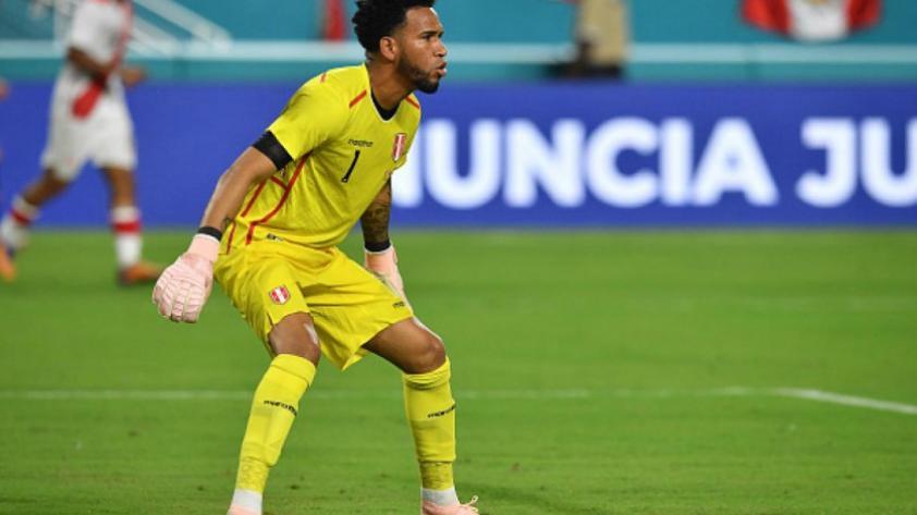 Selección Peruana: Pedro Gallese y su dura autocrítica tras los dos amistosos ante Paraguay y El Salvador