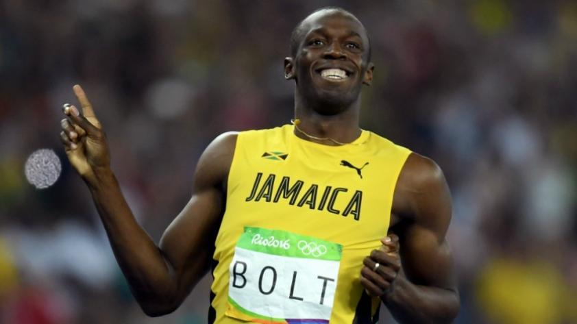 Usain Bolt llegará por primera vez a nuestro país