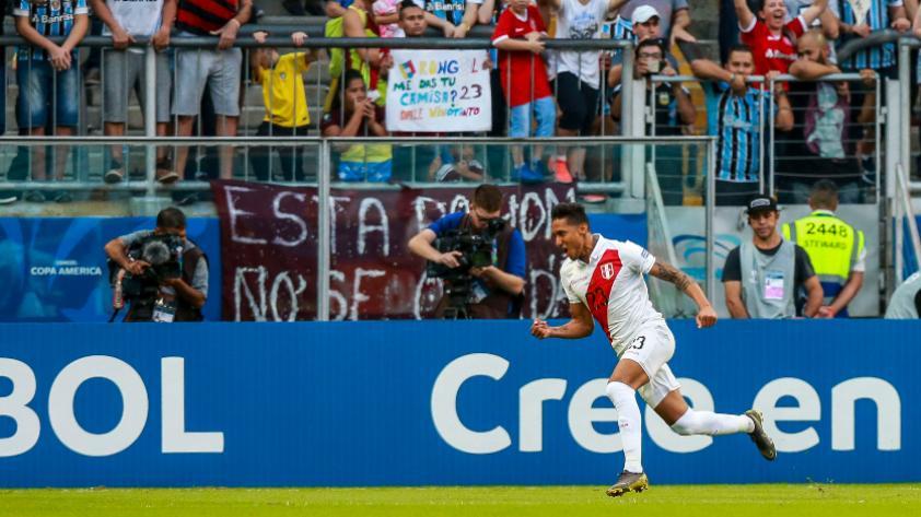 ¿La Selección Peruana está en capacidad de pasar a la final de la Copa América? Así respondió Christofer Gonzáles