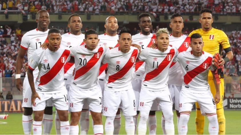 Perú a Rusia 2018  ¿Habrá una  camiseta especial  bicolor por el Mundial 1fe7161d41e92
