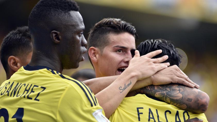 Clasificatorias: En Colombia piensan en sellar la clasificación ante Paraguay