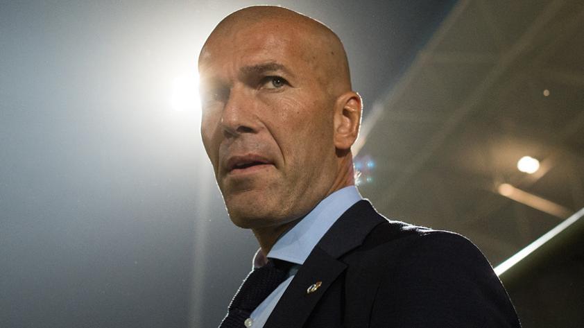 """Zinedine Zidane sobre el momento del Real Madrid: """"No estamos en crisis"""""""