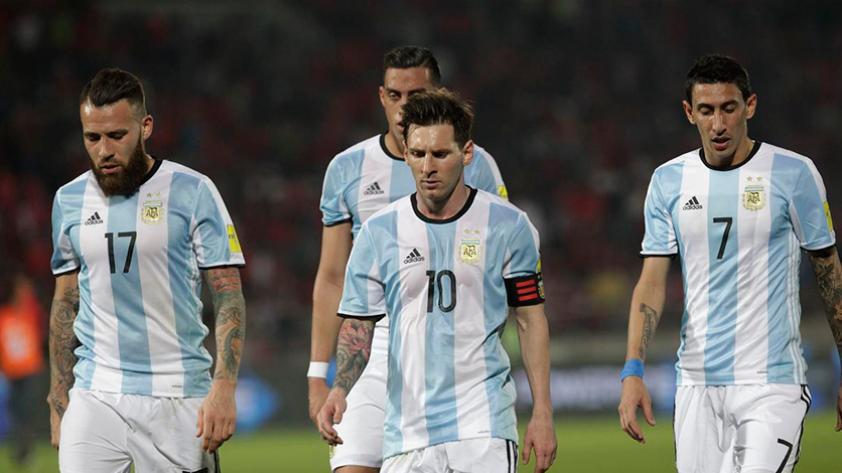 A pegar por ahí: Puntos débiles de Argentina