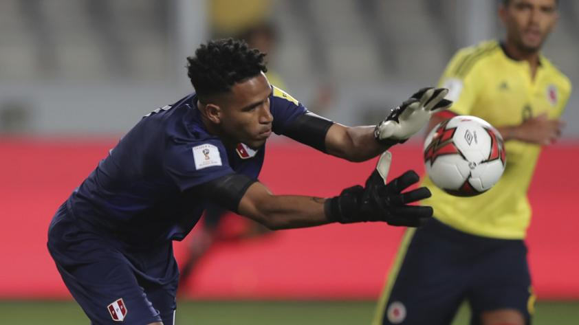 Pedro Gallese prefiere quedarse en Lima para seguir entrenando