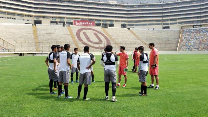 Universitario recibió fuerte sanción antes de debutar en la Liga 1